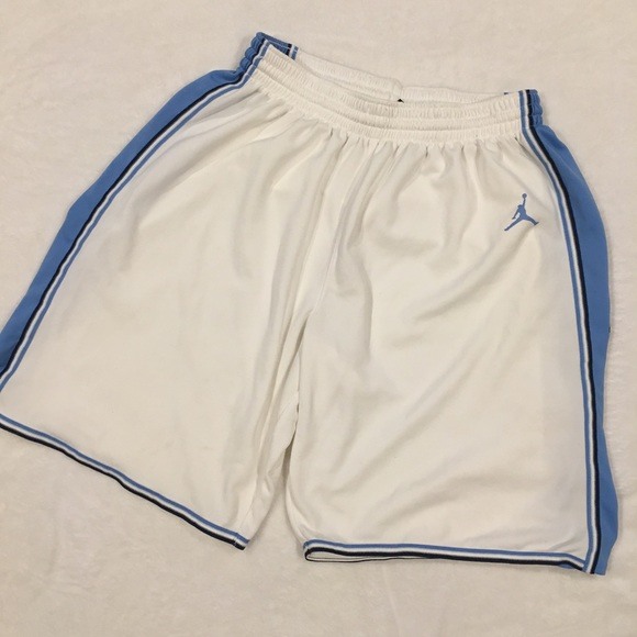 01adac331110 Jordan Other - Jordan North Carolina UNC Authentic Shorts